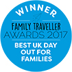 Best UK Day Out for Families 2017