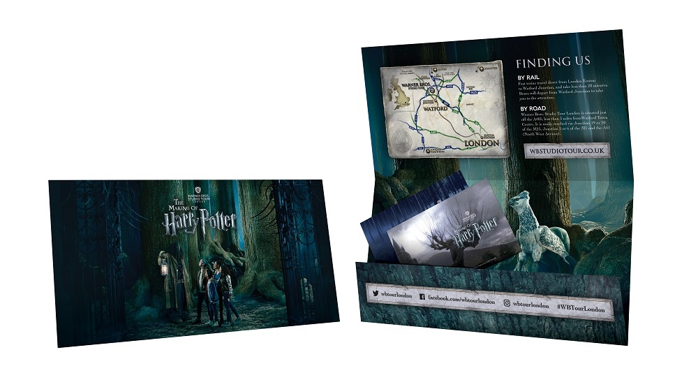 how to get harry potter tour tickets