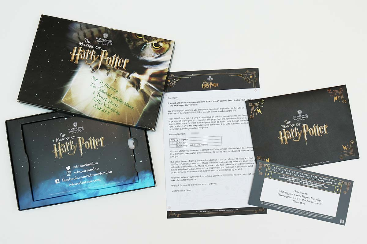 Image result for harry potter studio tickets