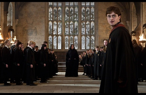 Still of Harry from Harry Potter and the Deathly Hallows