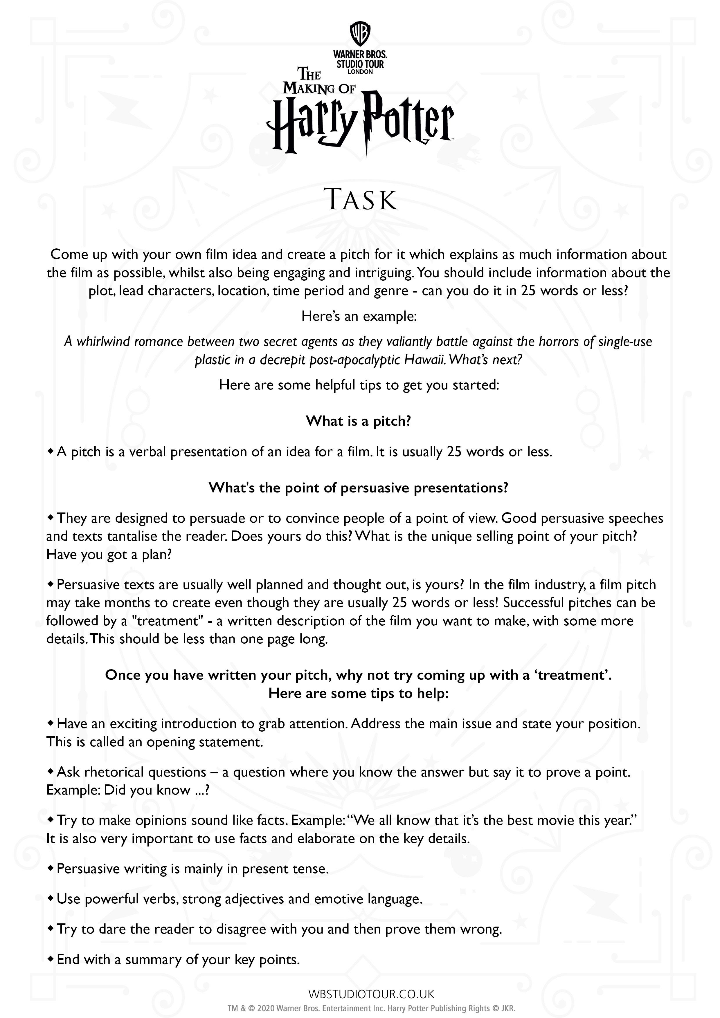Pitching Activity sheet thumbnail page 2